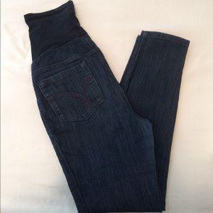 MOTHERHOOD maternity skinny jeans S.